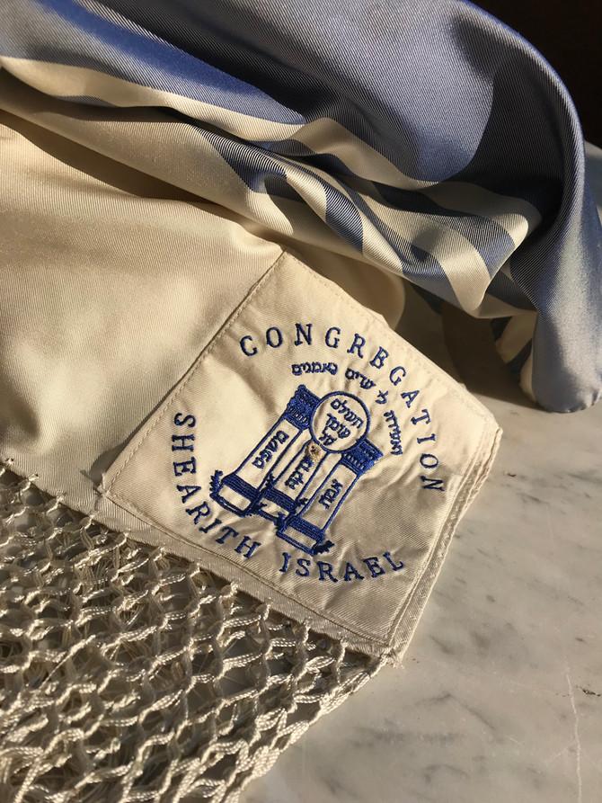 Talled di Seta soon at NYC Spanish & Portuguese Synagogue Shearith Israel