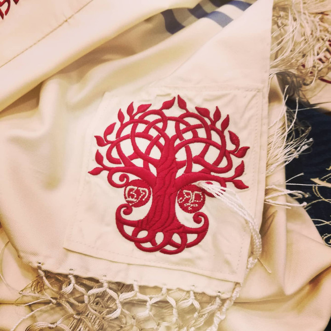The tree of life, isn't it gorgeous?!