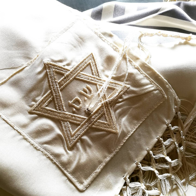 How to make your tallit even more special?