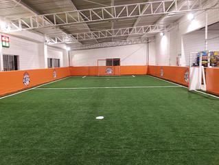 Ya visitaste la nueva Cancha de Bubble Football?