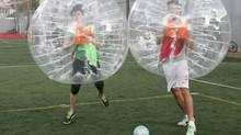 Promociones de Bubble Football en Mayo