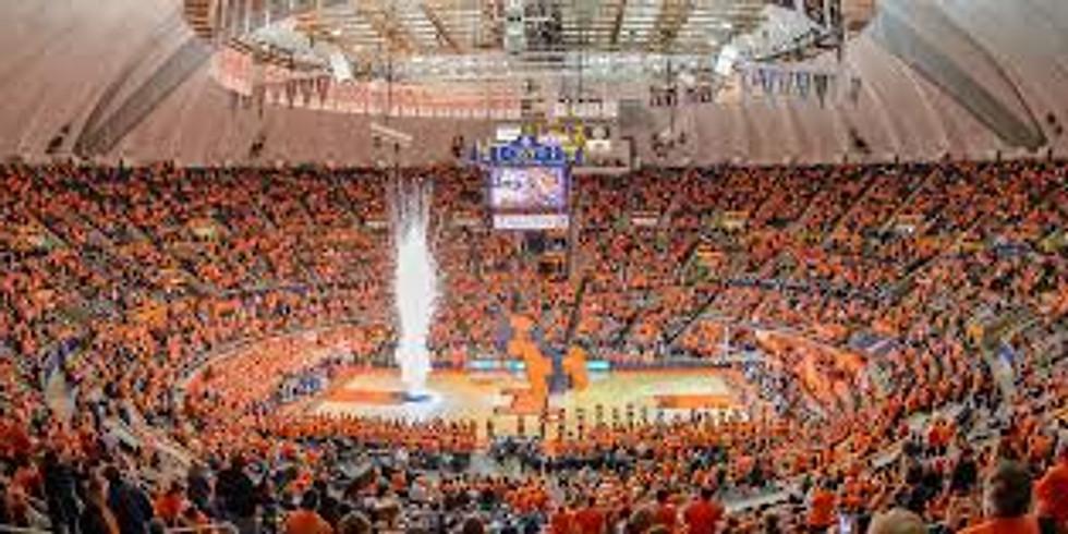 Arizona / Illinois Basketball Bay Area Watch