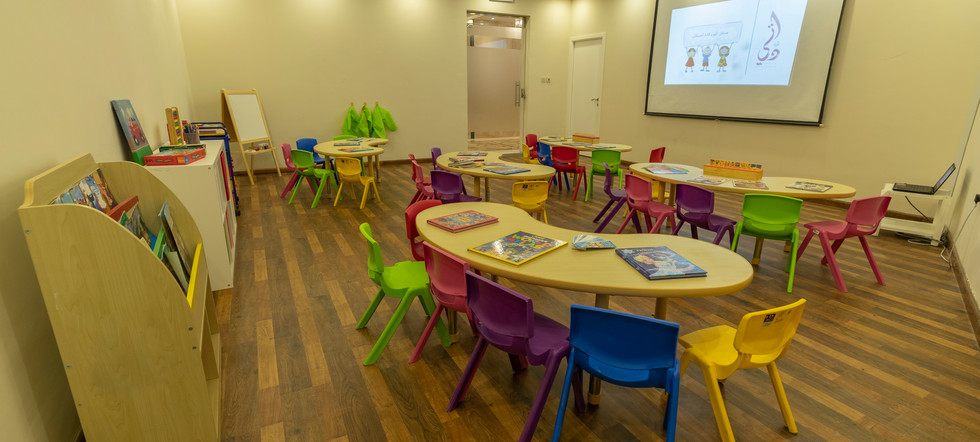قاعة الاطفال