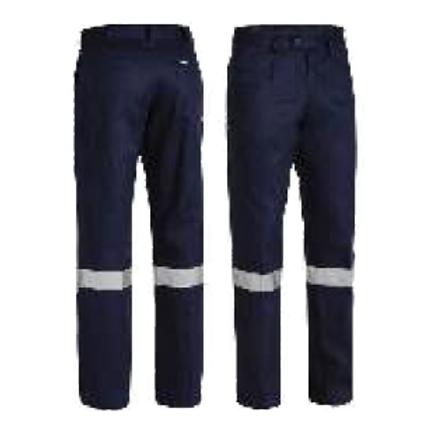 3M Taped Work Pants - Navy