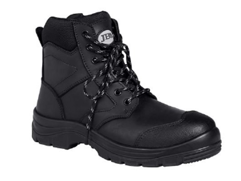 Side Zip Boots