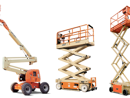 Know the Difference Between Scissor Lifts and Boom Lifts
