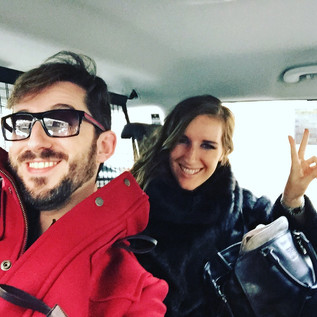 Reuniones & proyectos con Katy Mikhailova