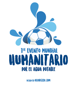 LOGOTIPO PARA PRIMER EVENTO HUMANITARIO MUNDIAL EN ARGENTINA