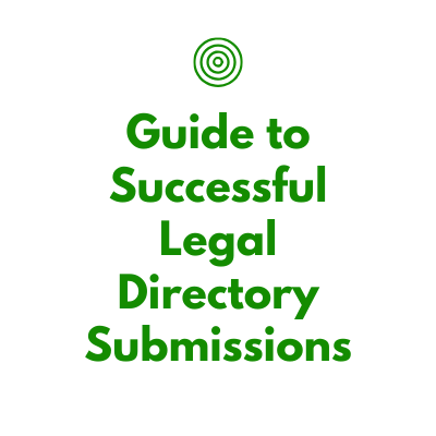 Guide to Successful Legal Directory Submissions