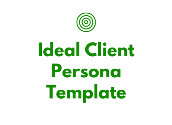 Ideal Client Persona Template