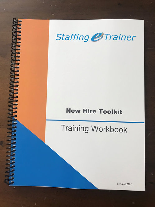 New Hire Toolkit