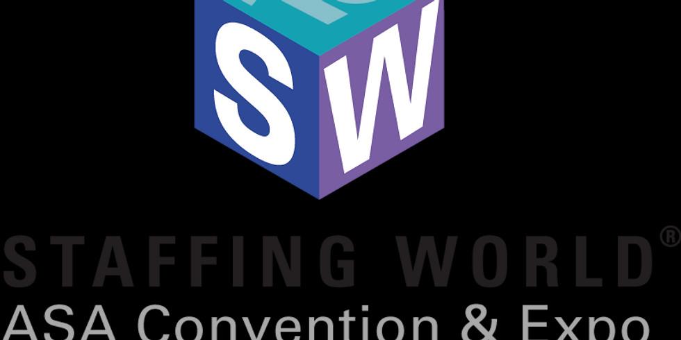 American Staffing Association Staffing World
