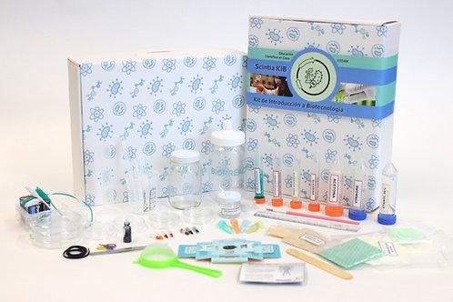 Scintia KIB: Kit de Introducción a Biotecnología