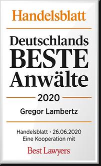 HB_Dtld_Beste_Anwaelte2020_Gregor_Lamber