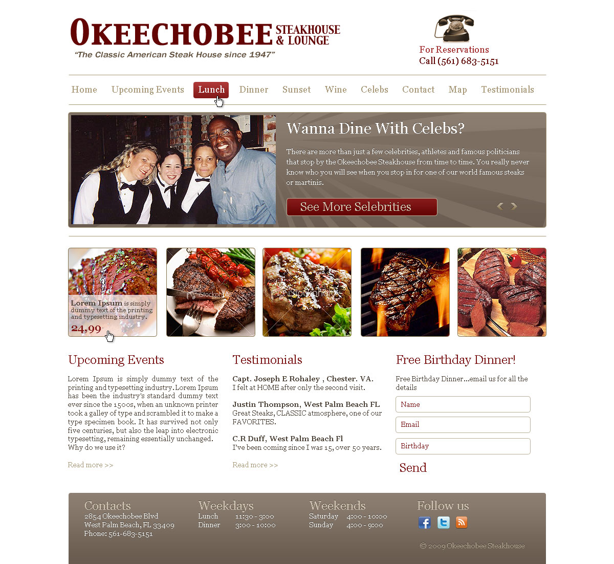 Okeechobee-Steakhouse
