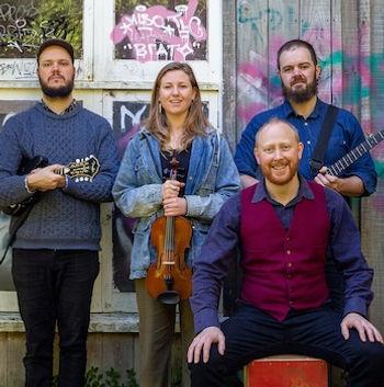 Bluegrass Folk-Funk