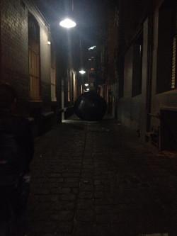 NIGHT WALK (Niagara Lane)