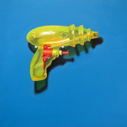 Guncase Blue-Yellow