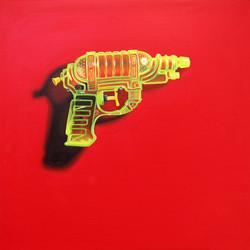 Guncase Red-Yellow