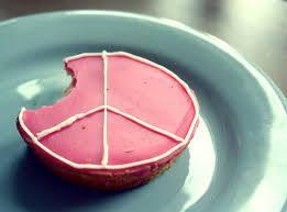 ¡Hagamos la Paz con la Comida!