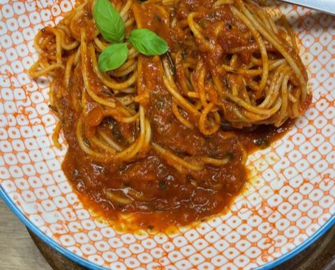 Diavolo - Spaghetti