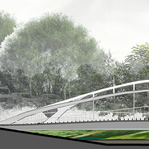 North Frame Bridge Submission_section.jp
