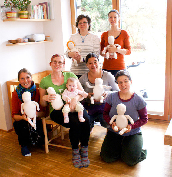 Dez 2014 Puppenbau Workshop