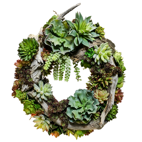 Artifical Succulent Arrangement