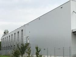 Industrie Neubau & Umgestaltung