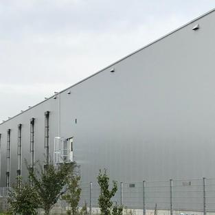 Erweiterung/Neubau  Produktionshalle 2 und Layoutänderung Bestandshalle