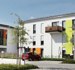 Wohnbebauung Niederwinkling