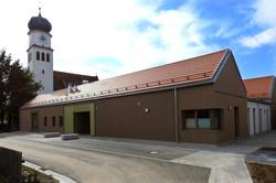 Kindergärten Neubau