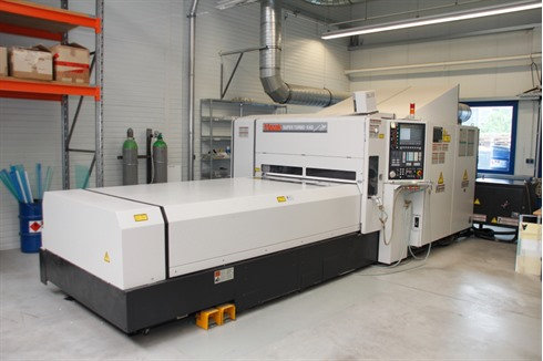 Mazak New Turbo X48