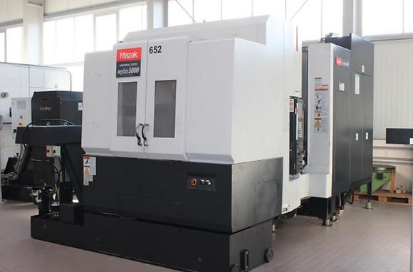 Mazak HCN-5000