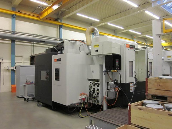 Mazak INTEGREX e-800V/5 2PC II