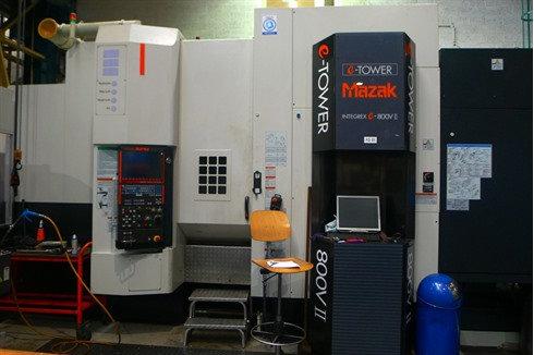 Mazak INTEGREX 800E - V5/II