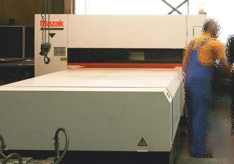 Mazak STX510 MkIII 2,5кВт
