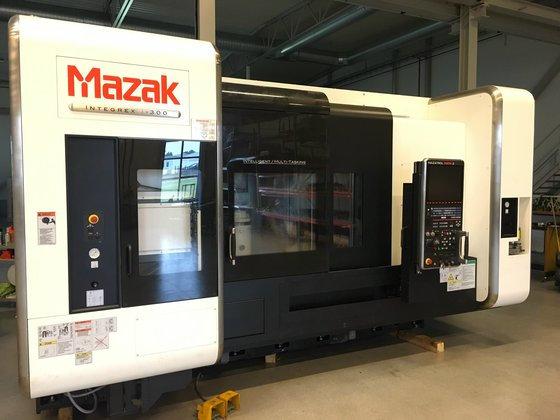 Mazak Integrex i-300 x 1500U