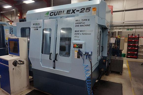 Matsuura Cubex 25