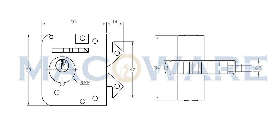 FL209 Caninet Door Cam Lock-01.jpg