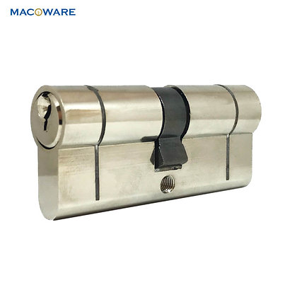 Europrofile Cylinder with Anti-Snapping Cut & Anti-Drilling Pin