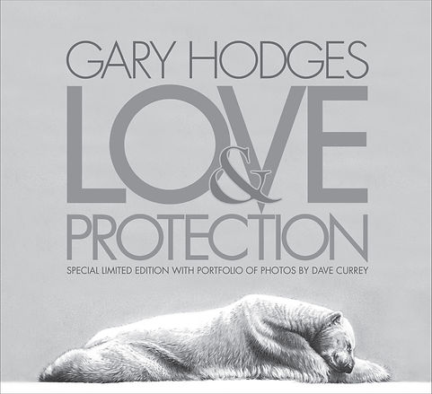 Limited Edition Book Love & Protection by Gary Hodges