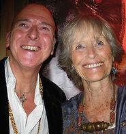 Gary Hodges & Virginia McKenna