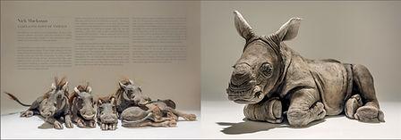 Nick Mackman sculpture