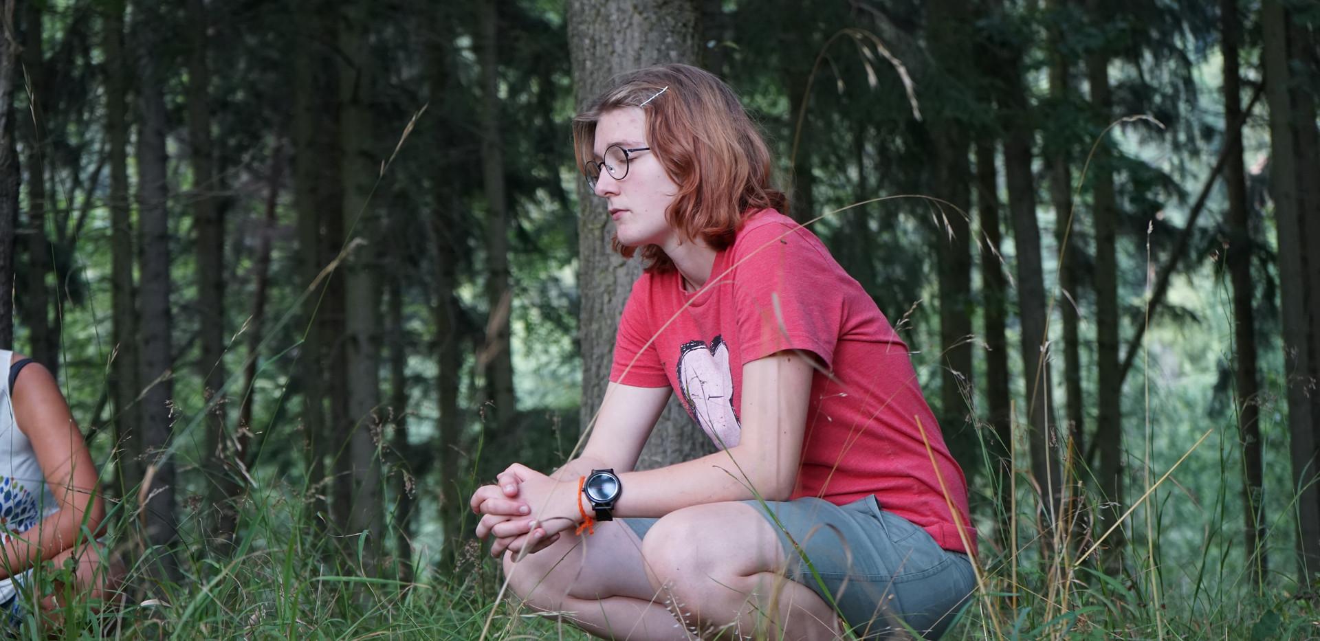 TN im Wald