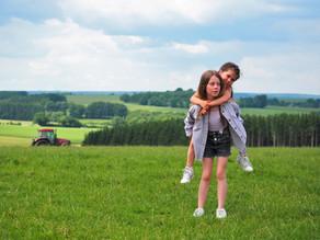 Balades depuis les Cocons d'Ardenne et dans la commune de Vaux-sur-Sûre