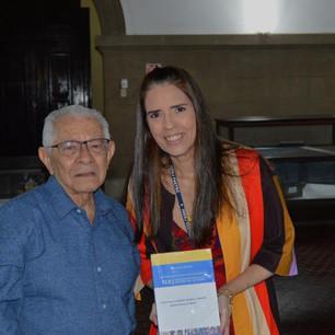 Nota de Falecimento Professor Nilson de Oliveira