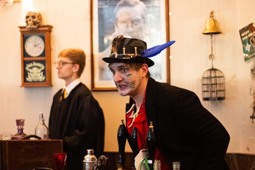 Wizard Express Slugbrew's Brewery
