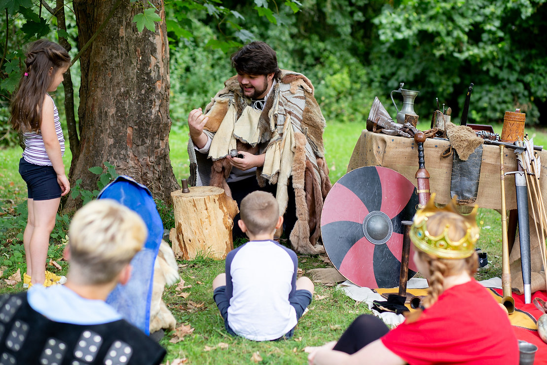 Medieval Coin Making, Educational Workshop, Living History, West Midlands and UK Wide