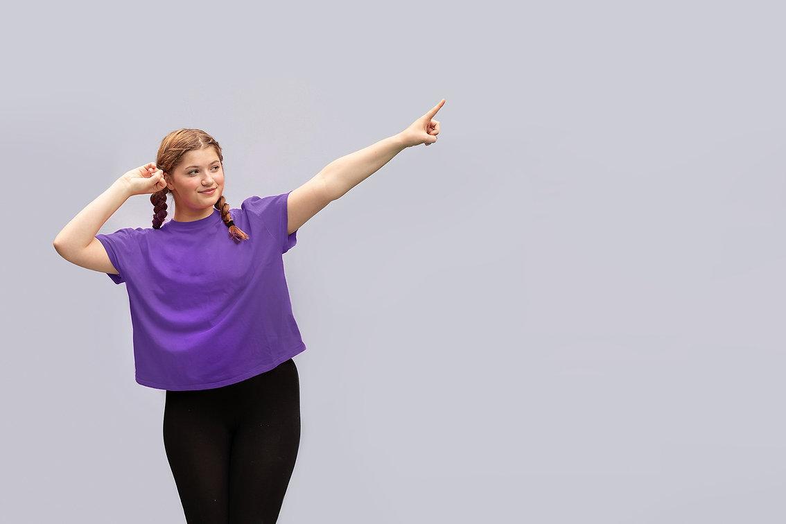 ReachOut School of Arts Student, Dancer, Bridgnorth, Broseley, Performer, Theatre